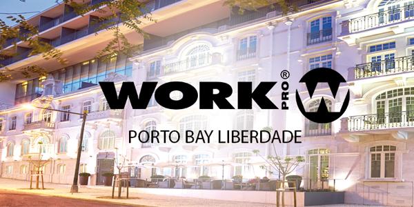 WORK PRO en el Hotel Porto Bay Liberdade