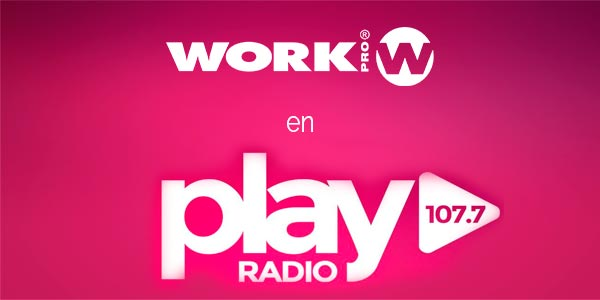 PLAY RADIO con WORK PRO