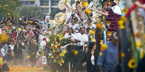 WORK Pro y WORK Lifters en la Batalla de las Flores de Valencia