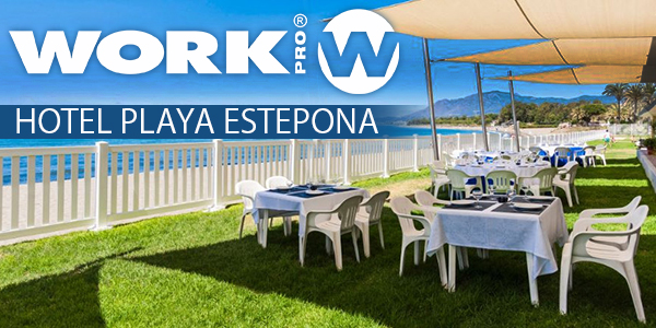 WORK PRO EN EL HOTEL GLOBAL PLAYA DE ESTEPONA