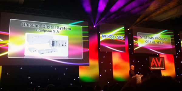 Proud to be finalist at the AV Awards 2014