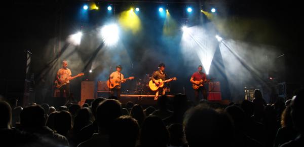 3 razones para usar la cabeza móvil  SIDIUS LED 360 en el concierto de La Guardia