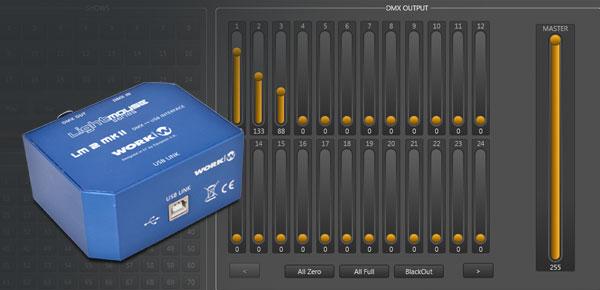 El software Oscillation ahora compatible con LM 2 MK II