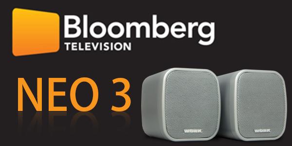 BLOOMBERG relies on NEO 3