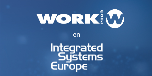 WORK PRO at ISE 2016