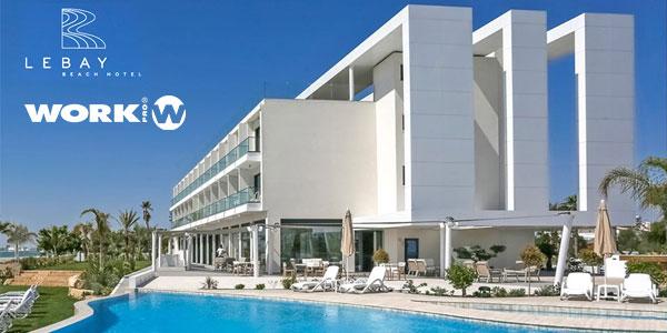 WORK PRO in Lebay Beach Hotel