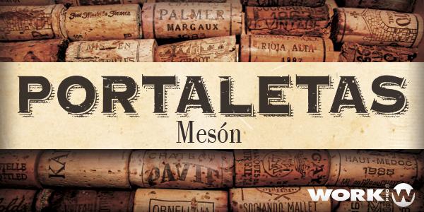 WORK PRO at MESON PORTALETAS