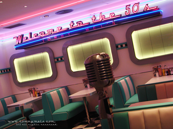 Digiline 8 and sound WORK installed in the Tommy Mel´s chain in Spain.