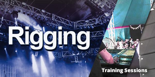 Iniciación al Rigging en la Industria del Espectáculo